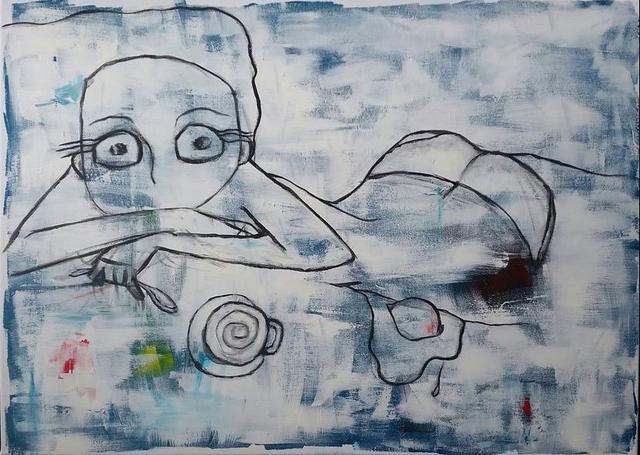 Eva Hidalgo, 'Huevo frito', ca. 2017, ARTBOX.GALLERY