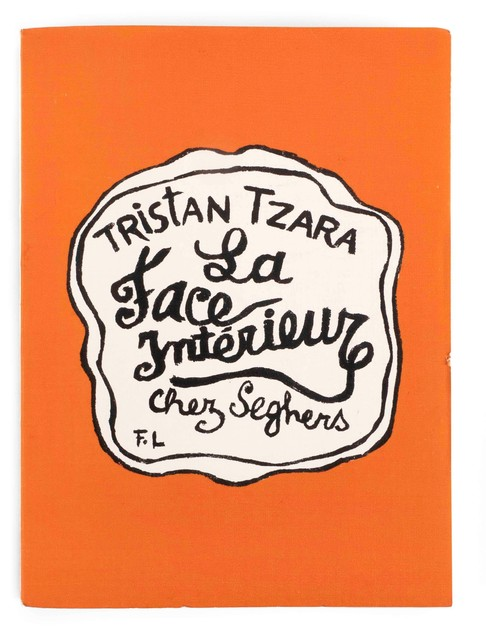"Tristan Tzara, '""LA FACE INTERIEURE"" chez Seghers', Cambi"