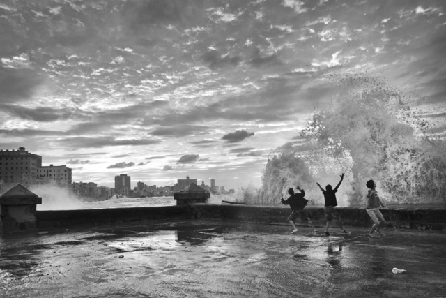 , 'The Wave,' 2011, Robert Mann Gallery