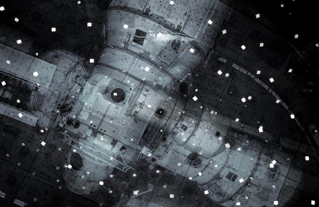 , 'orbital debris_2020 - outer space,' , ARTITLEDcontemporary
