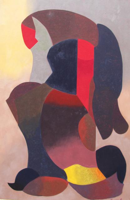 , 'Estructura de un tono,' 2015, Galeria Oscar Roman