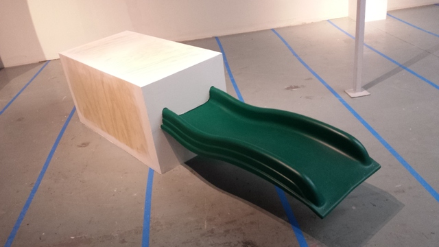 , 'Green (End),' 2017, Robert Kananaj Gallery
