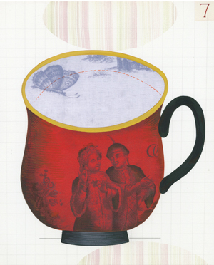 , 'Cup #7,' 2010, The Schoolhouse Gallery