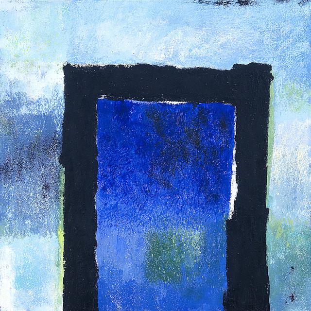 Carlos Pellicer, 'Puerta azul', 2008, Aldama Fine Art