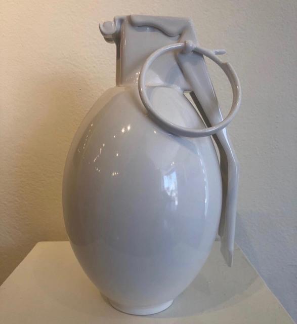 David Krovblit, 'Ceramic Grenade', 2019, Ethos Contemporary Art