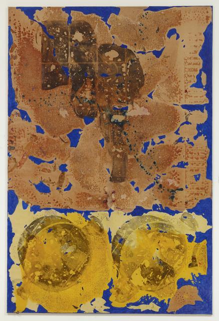 , 'BY 2P,' 2015, Galerie Nagel Draxler