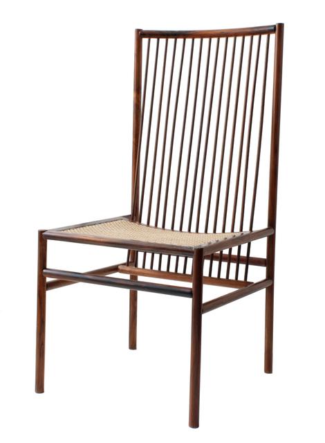 , 'Cadeira Estrutural in jacaranda and cane,' 1947, Legado Arte