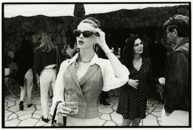 , 'Kristen McMenamy,' 1991, Gagosian