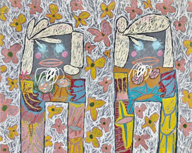 Adam Handler, 'Spider sisters at Brigantine', 2018, Artual Gallery