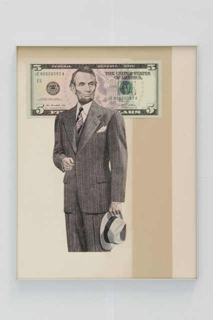 , 'Mr. Dollar,' 2014, ProjecteSD