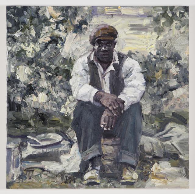 , 'Working Man #1,' 2015-16, Nancy Hoffman Gallery