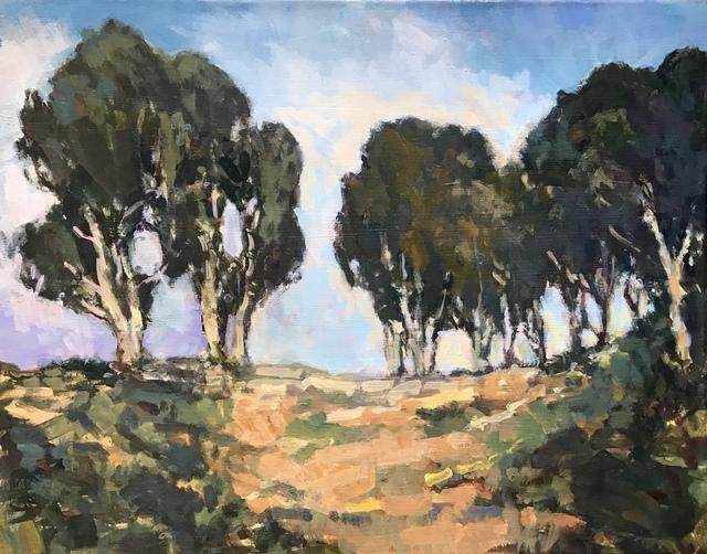 , 'Path to Sea Carpinteria,' 2018, Pauline Johnson-Brown