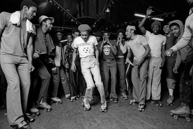 , 'Empire Roller Disco #1,' 1980, Benrubi Gallery
