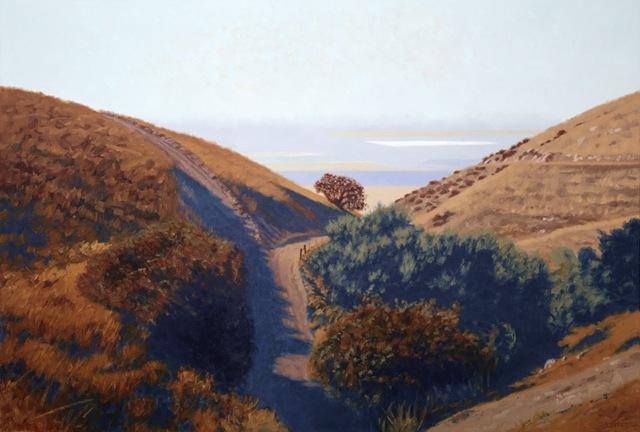 , 'Buckeye Pass (Road to Arvin),' , George Billis Gallery