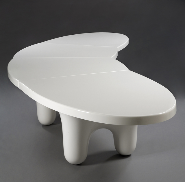 """, '""""The White Edition"""" Big Table,' 2006-2011, R & Company"""