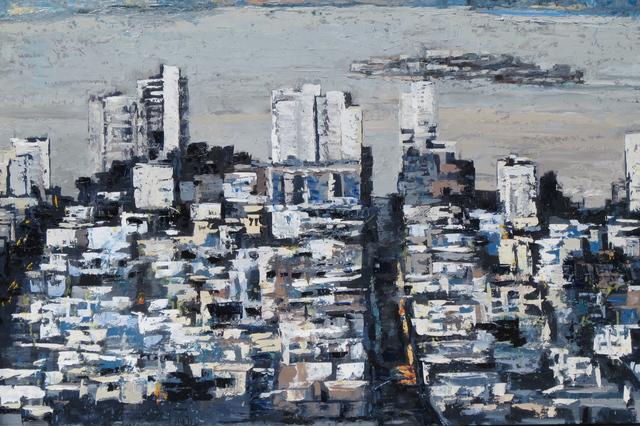 , 'Alcatraz,' 2016, Seager Gray Gallery