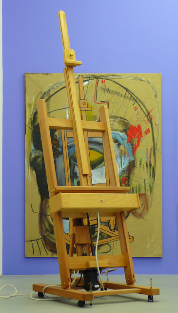 , 'Disabled Art Helper,' 2006/2007, Simon Lee Gallery