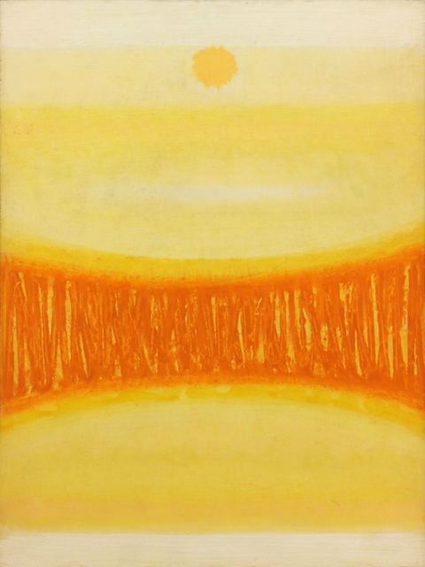 , 'Sun Painting,' 1979, Addison Rowe Gallery