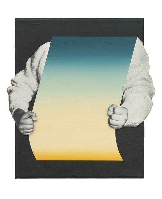 , 'Billy in Curve,' 2015, Galerie Kleindienst