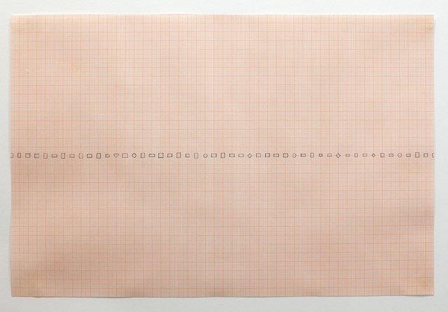 , 'Studio per Idem IV,' 1974, Galleria Massimo Minini