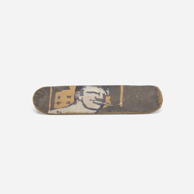 Robert Loughlin, 'Untitled (skateboard)', Wright