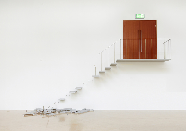 , 'Emergency Exit,' 2015, Ullens Center for Contemporary Art (UCCA)