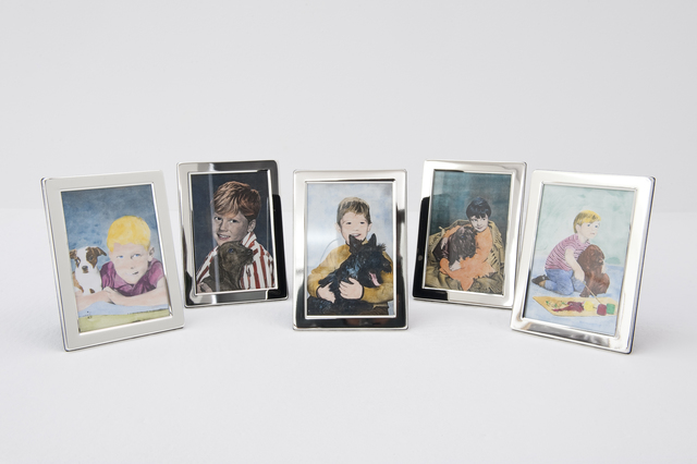 , 'Children portraits,' 1970, ProjecteSD