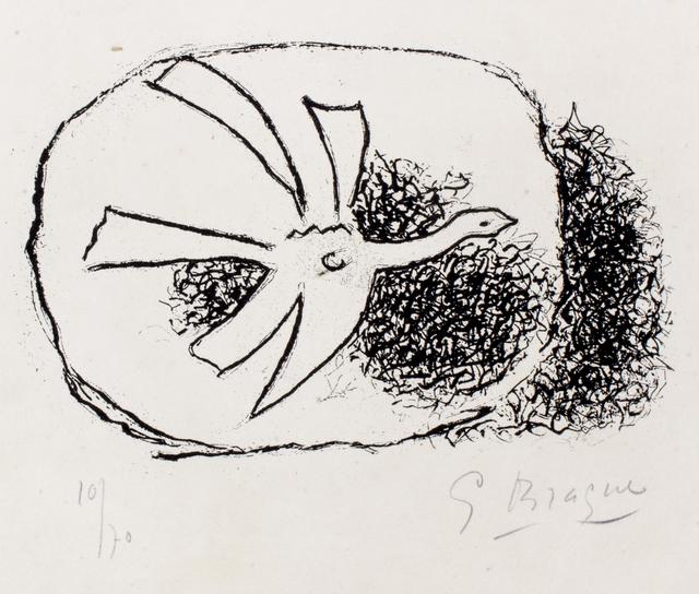 , 'Black Bird,' 1958, Wallector
