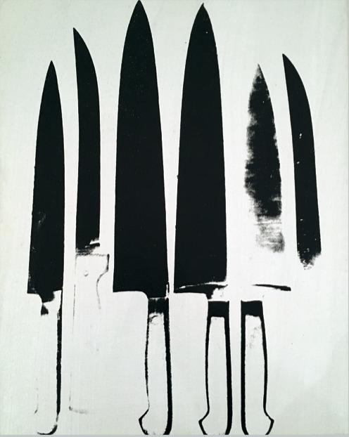 , 'Knives,' ca. 1981, Mark Borghi Fine Art