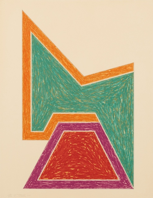 , 'Wolfeboro (from the Eccentric Polygons series),' 1974, Zeit Contemporary Art