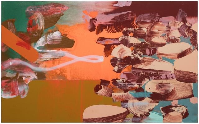 , 'Afterglow I,' 2018, Galleria Heino