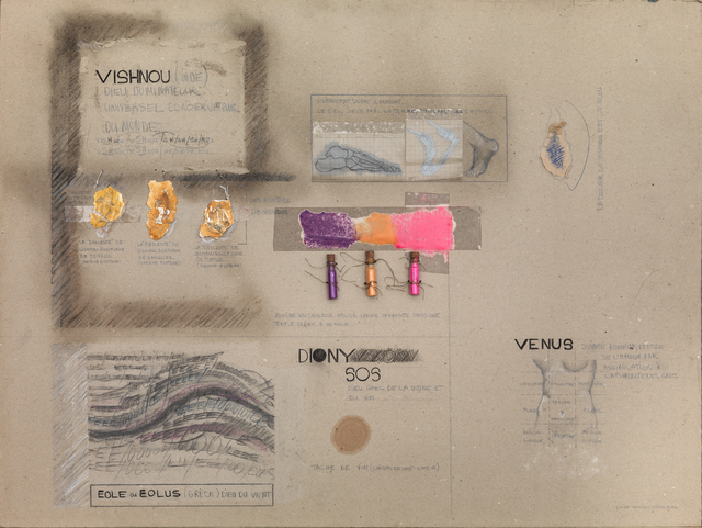 """, 'from D'APRES """"STIMMUNG"""" ,' 1973, Galerie Hubert Winter"""
