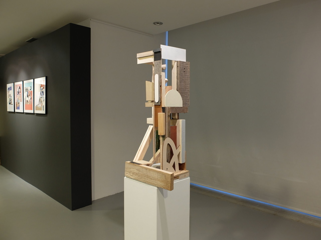 Alexey Luka, 'Trace', 2017, Ruarts Gallery
