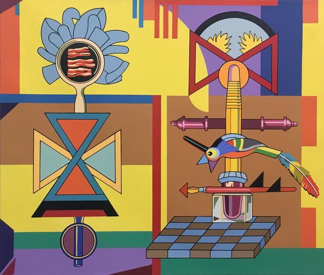 , 'Signals,' 2013, Tibor de Nagy
