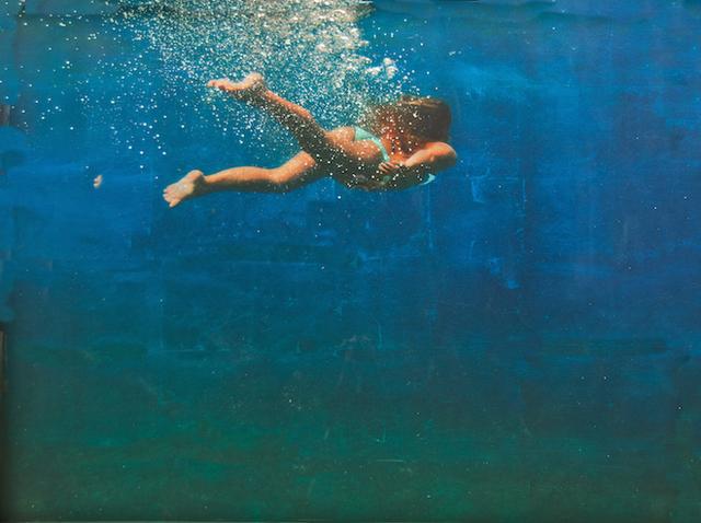 , 'Into the Deep Blue,' , Joanne Artman Gallery