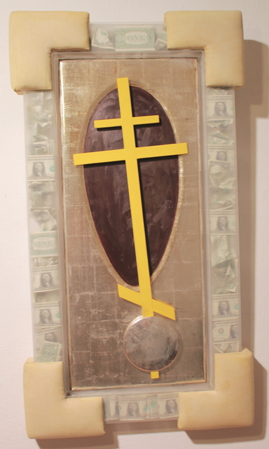 , 'ONE (With the Orthodox Crosses),' 1997-2007, Galerija Gregor Podnar