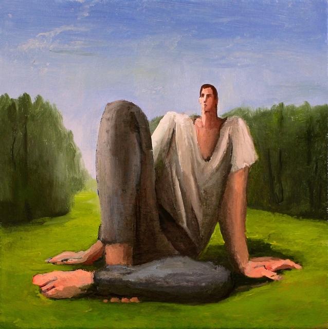 , 'Giant In A Field,' 2018, Massey Klein Gallery