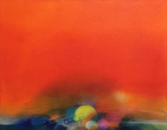, 'fleeting, strong,' 2014, Gallery Seizan