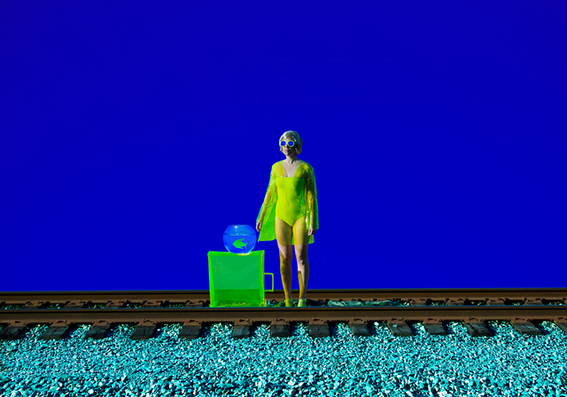 , 'The Station,' 2018, Visions West Contemporary