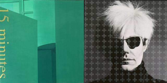 , 'Musuem: Warhol,' 2014, Winsor Gallery