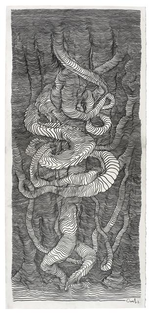 , 'Car Scroll #4,' 2013, V1 Gallery