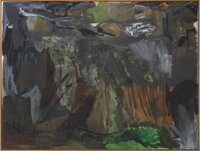 Per Kirkeby, 'Trockos', 2010, Galleri Bo Bjerggaard
