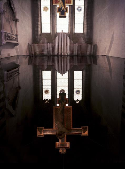 , 'Cimabue 1, Chiesa di San Domenico, Arezzo,' 2014, Giorgio Persano