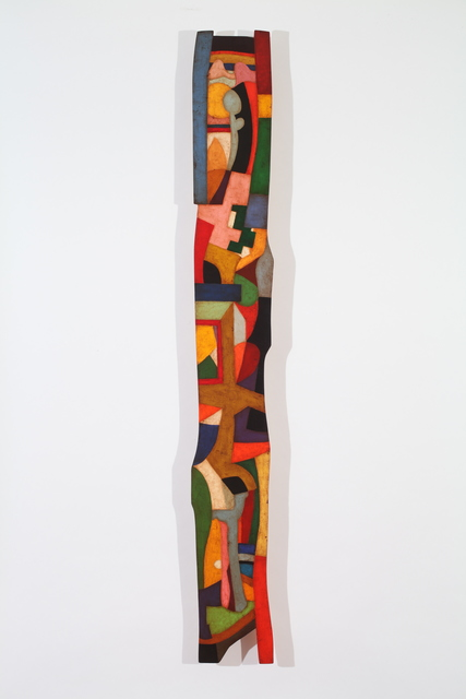 , 'The Turning Road,' 2018, Patricia Rovzar Gallery