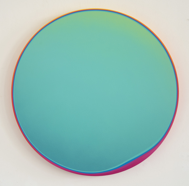 , 'Turquoise Gradient 1118,' 2018, MAGMA gallery