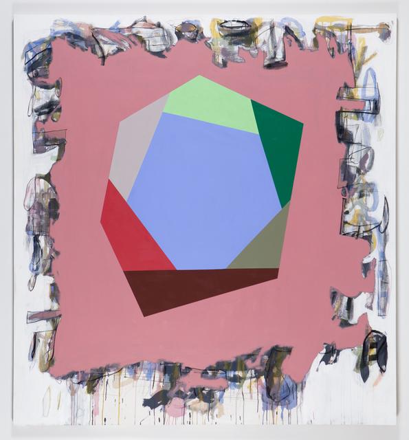 , 'Six of One,' 2017, Nancy Hoffman Gallery