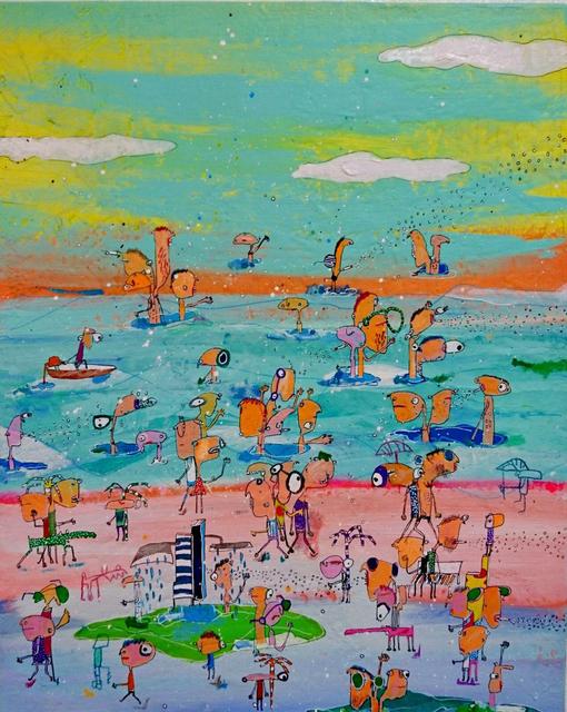 , 'Playa,' 2018, Galeria Casa Cuadrada
