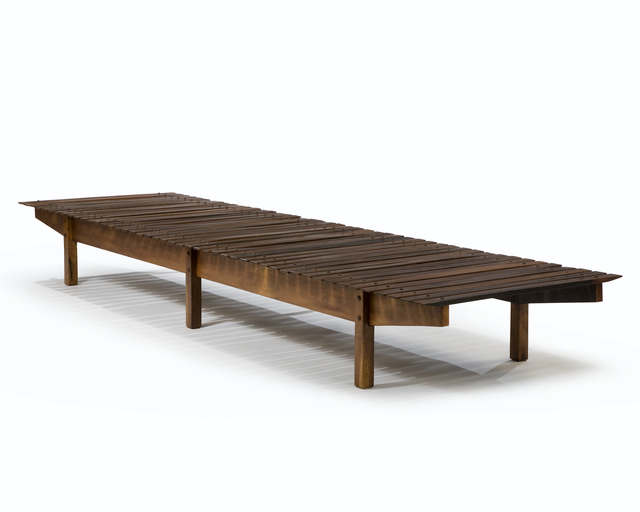 ", '""Mucki"" Long Bench,' ca. 1958, R & Company"