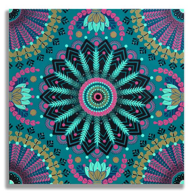 , 'Kaleidoscopic Nature 7,' 2018, Jonathan LeVine Projects