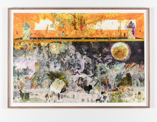 Peter Köhler, 'Caught You Staring at the Sun', 2019, Galleri Magnus Karlsson